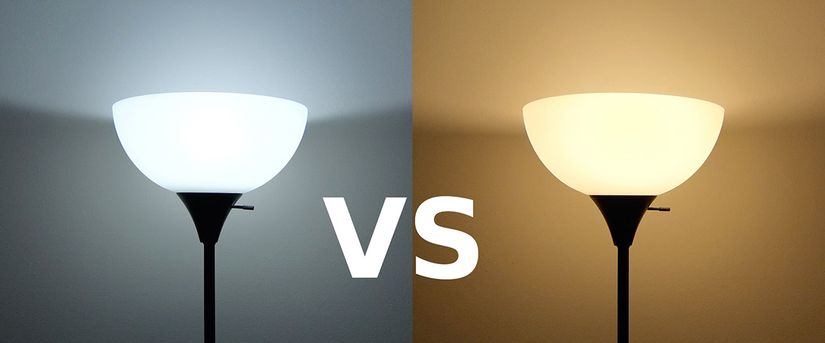 Daylight Light Bulbs vs. Soft White Light Bulbs