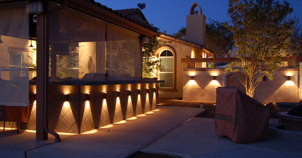 Four types of led lighting for your outdoor living area pacific four types of led lighting for your outdoor living area pacific lamp supply company workwithnaturefo