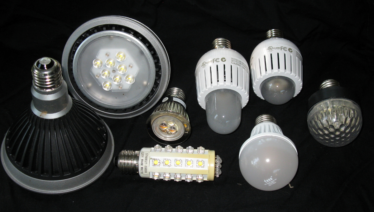 Brief History of LED Lighting