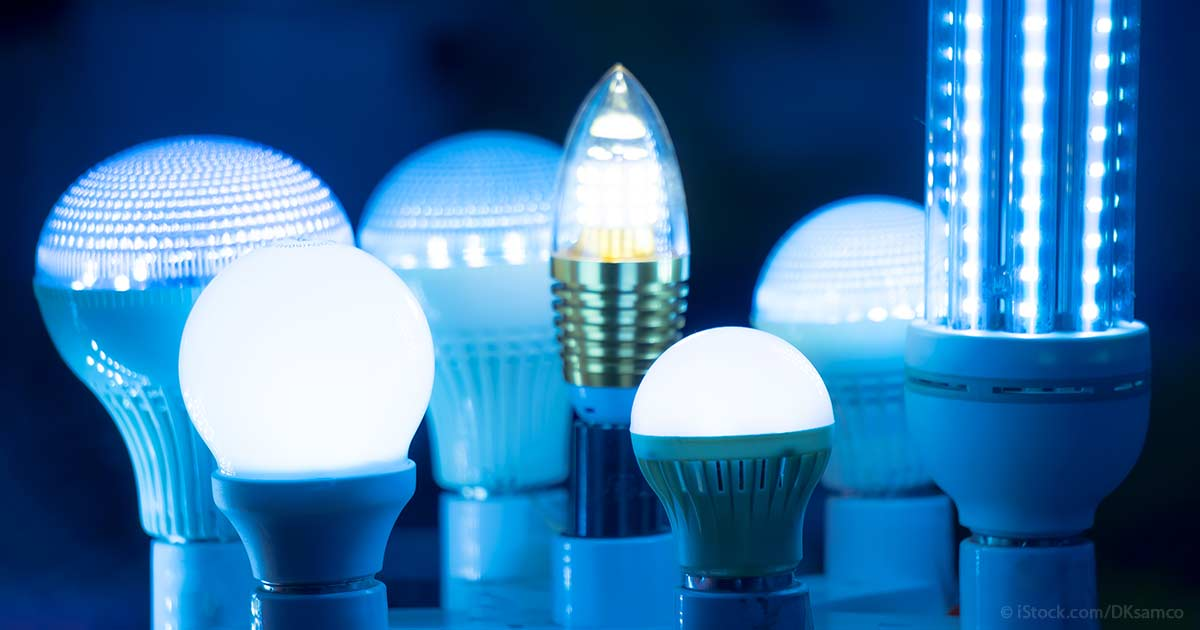 Can I put an LED bulb in any fixture?