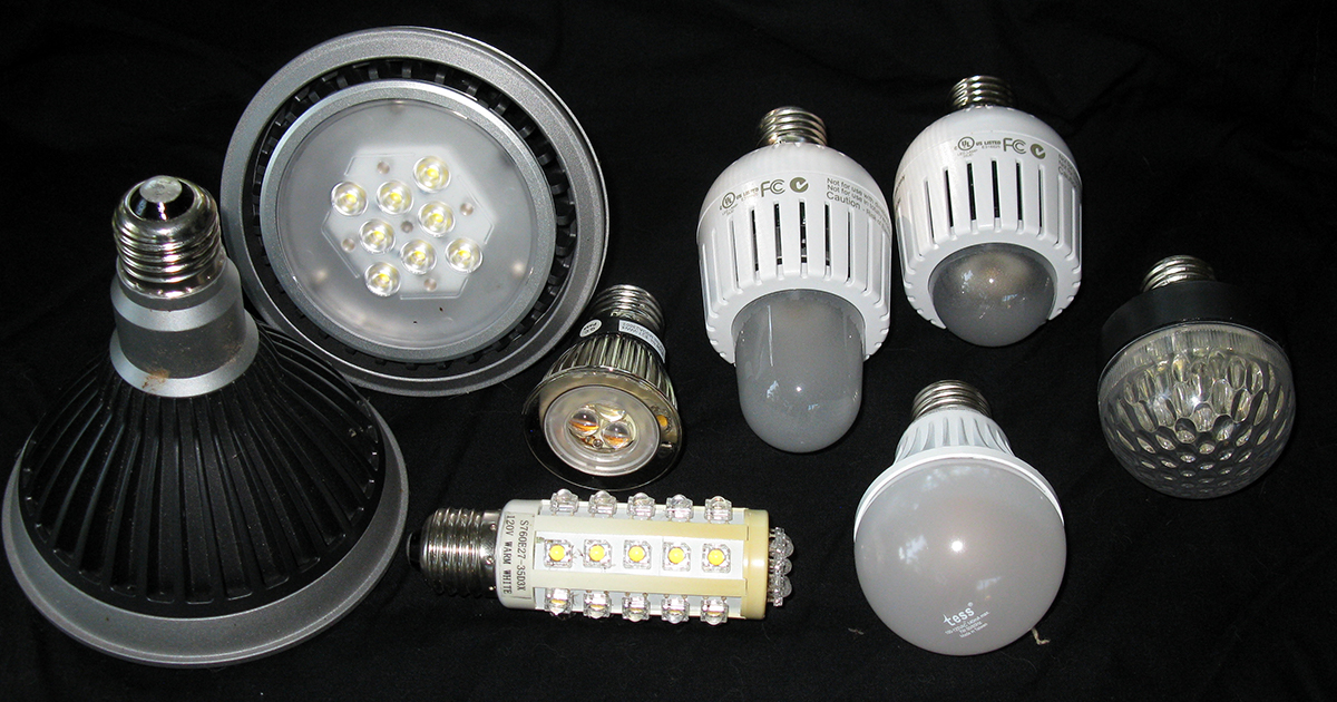 LED light bulbs are great. Here are some ideas on how, when, and where to use them.