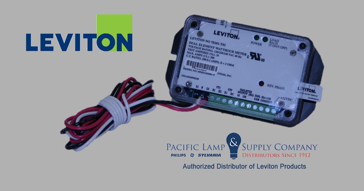 Leviton at Pacicfic Lamp & Supply Company