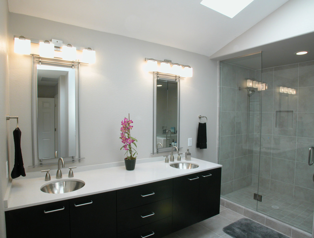 Lighting your bathroom for beauty, function, and safety