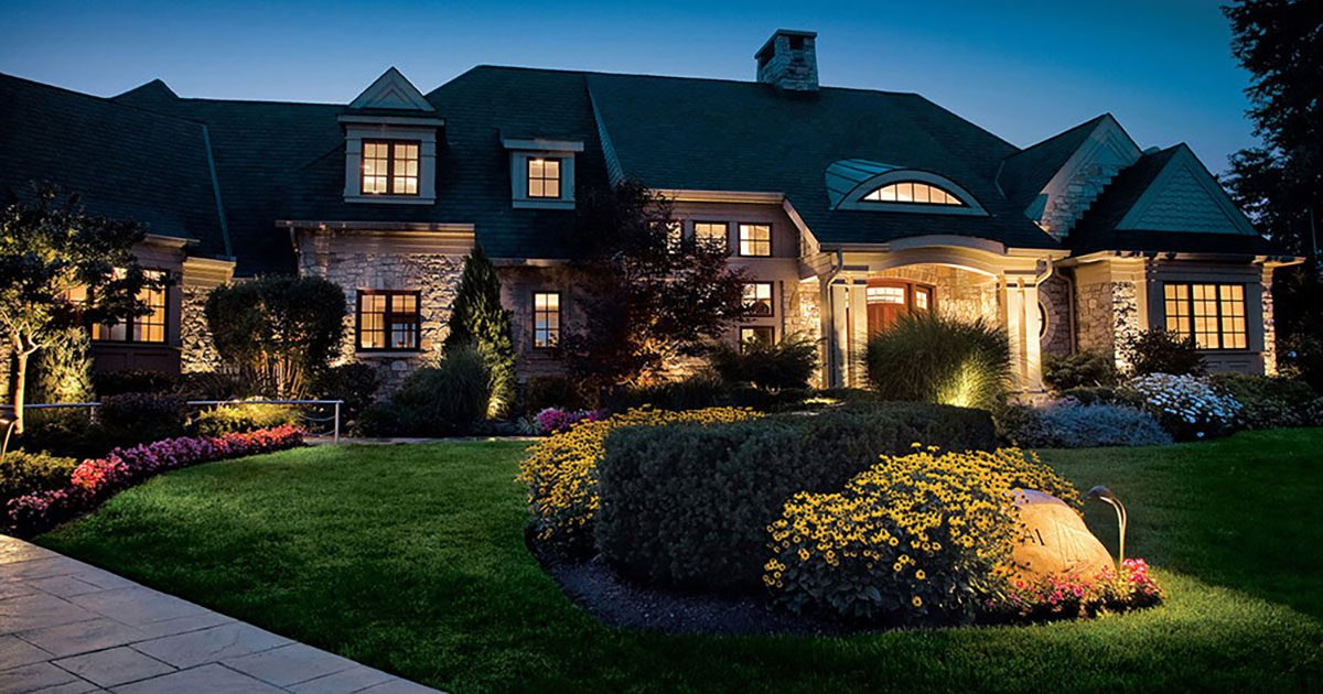 Increasing Home Security With Outdoor Lighting